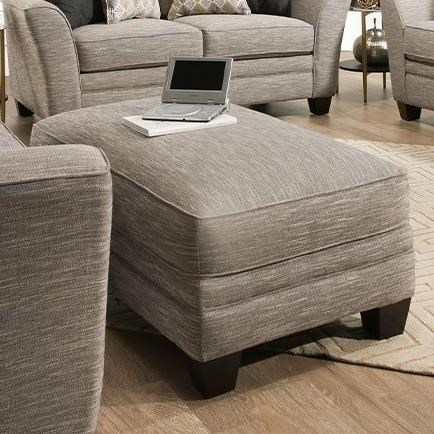 910 Ottoman by Franklin at Van Hill Furniture