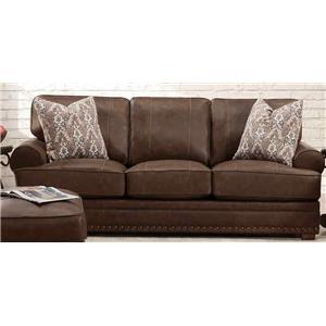 Tula Leather Sofa