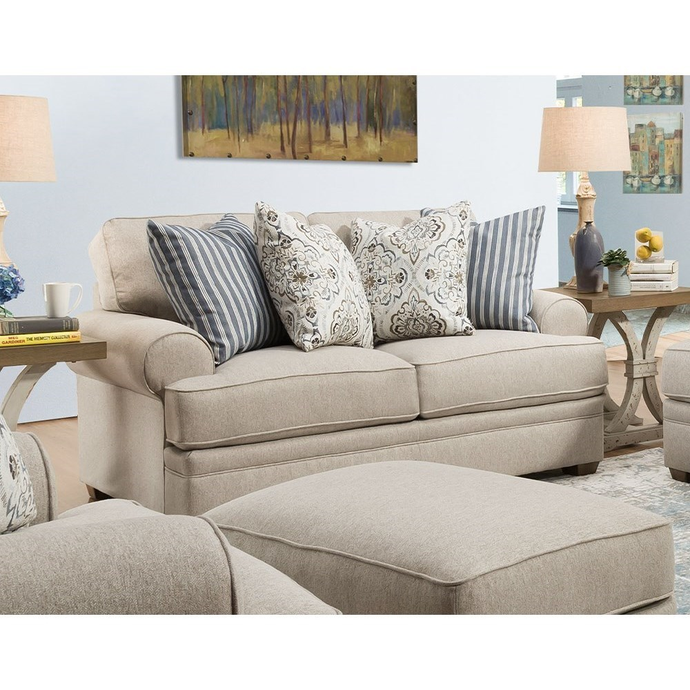 Anniston Loveseat at Bennett's Furniture and Mattresses