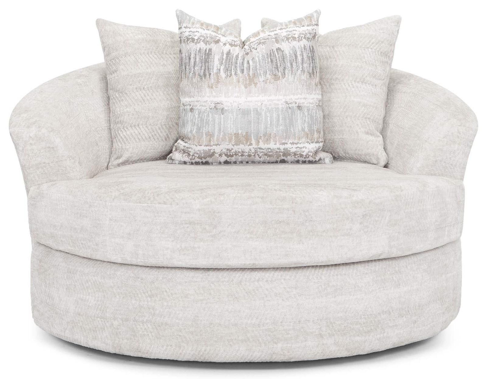 945 Nash Swivel Chair by Franklin at Furniture Fair - North Carolina