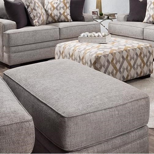953 Ottoman by Franklin at Darvin Furniture