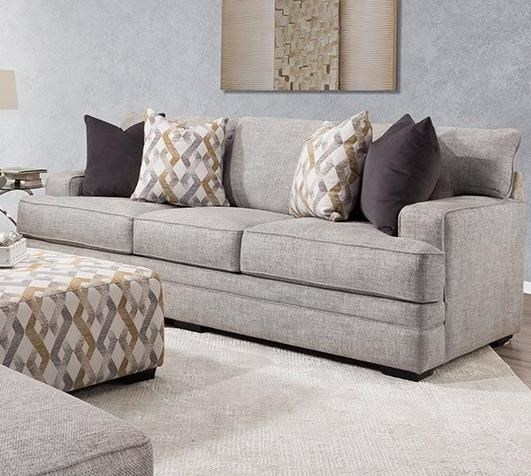 953 Sofa by Franklin at Furniture Fair - North Carolina