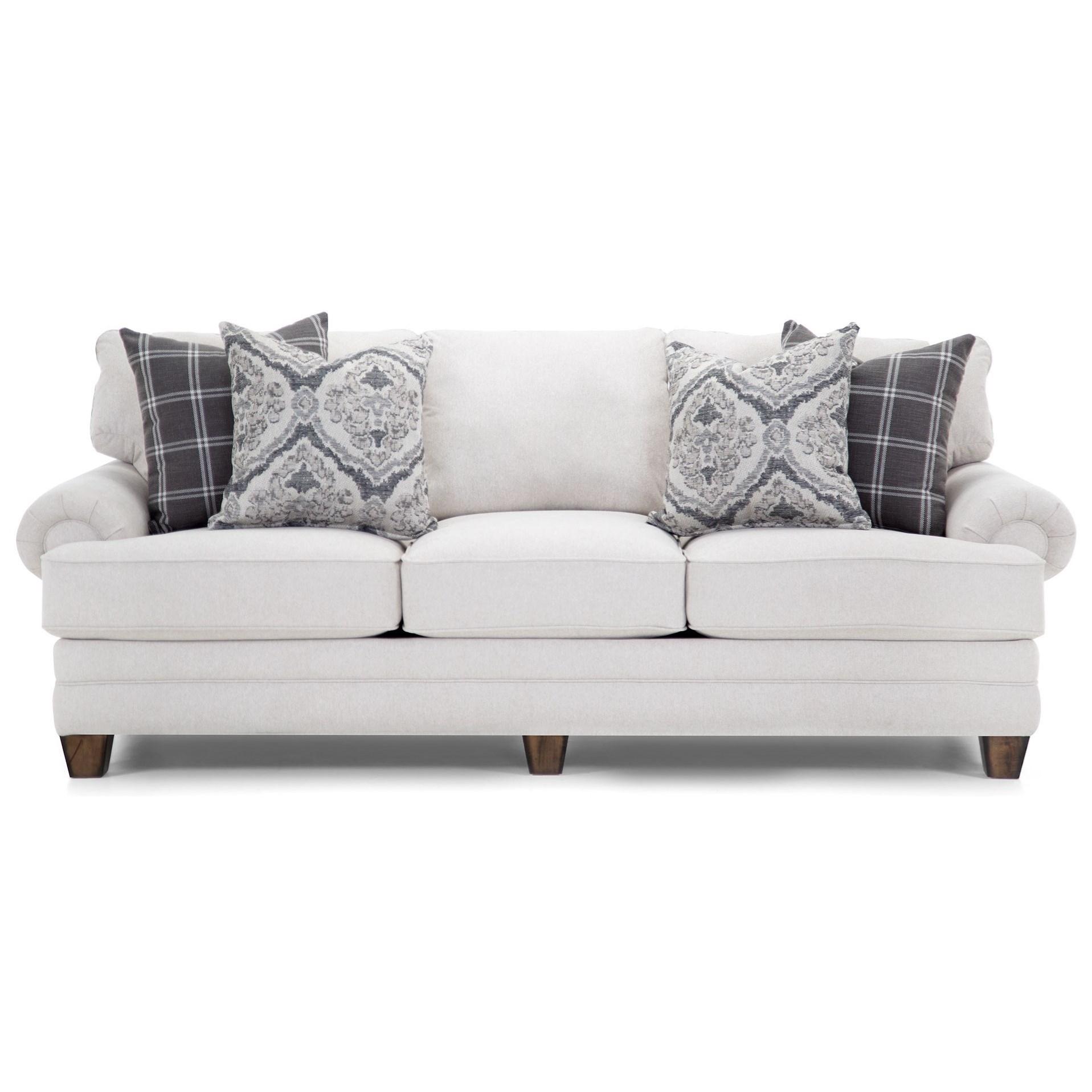 957 Sofa by Franklin at Furniture Fair - North Carolina