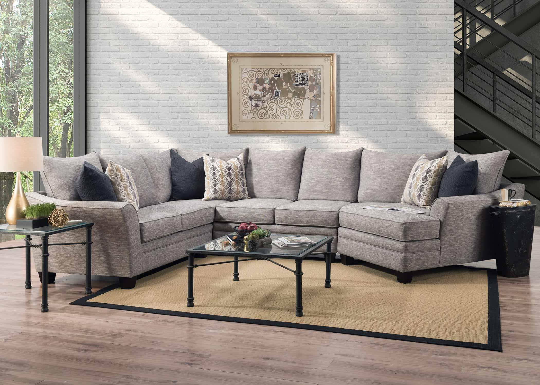 983 Sectional by Franklin at Furniture Fair - North Carolina