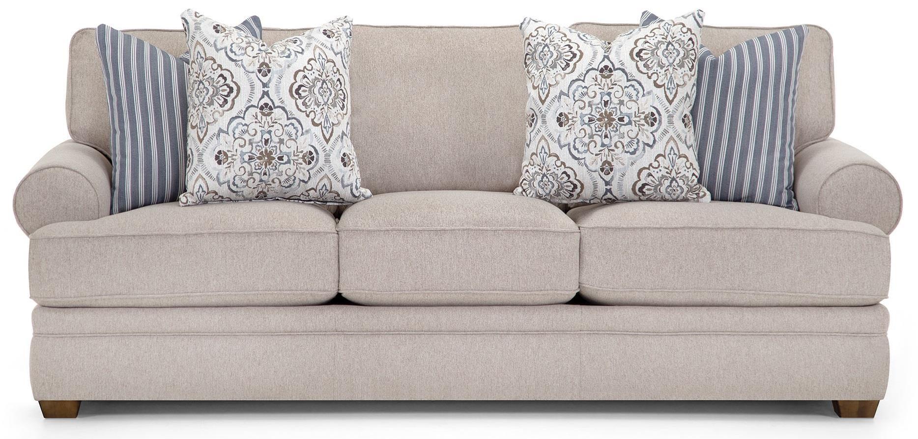 Anniston Sofa at Bennett's Furniture and Mattresses