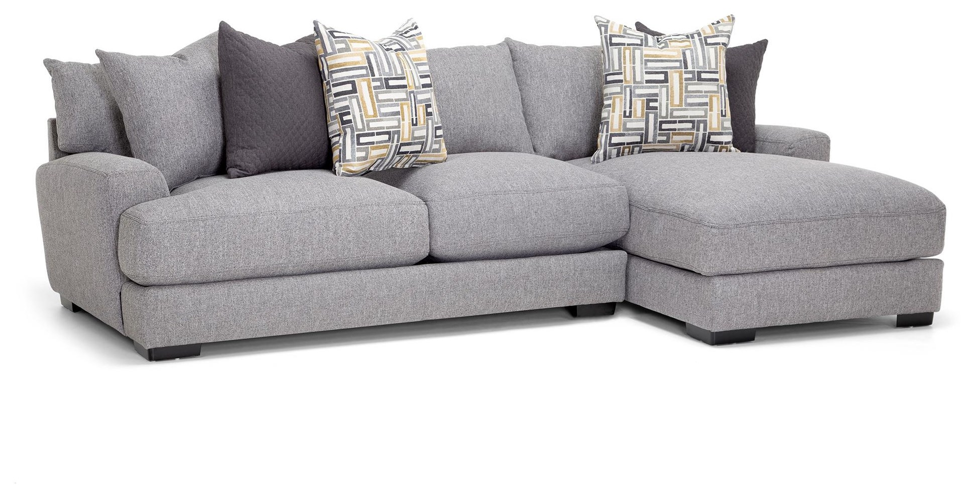 Brendan Sectional by Franklin at Crowley Furniture & Mattress