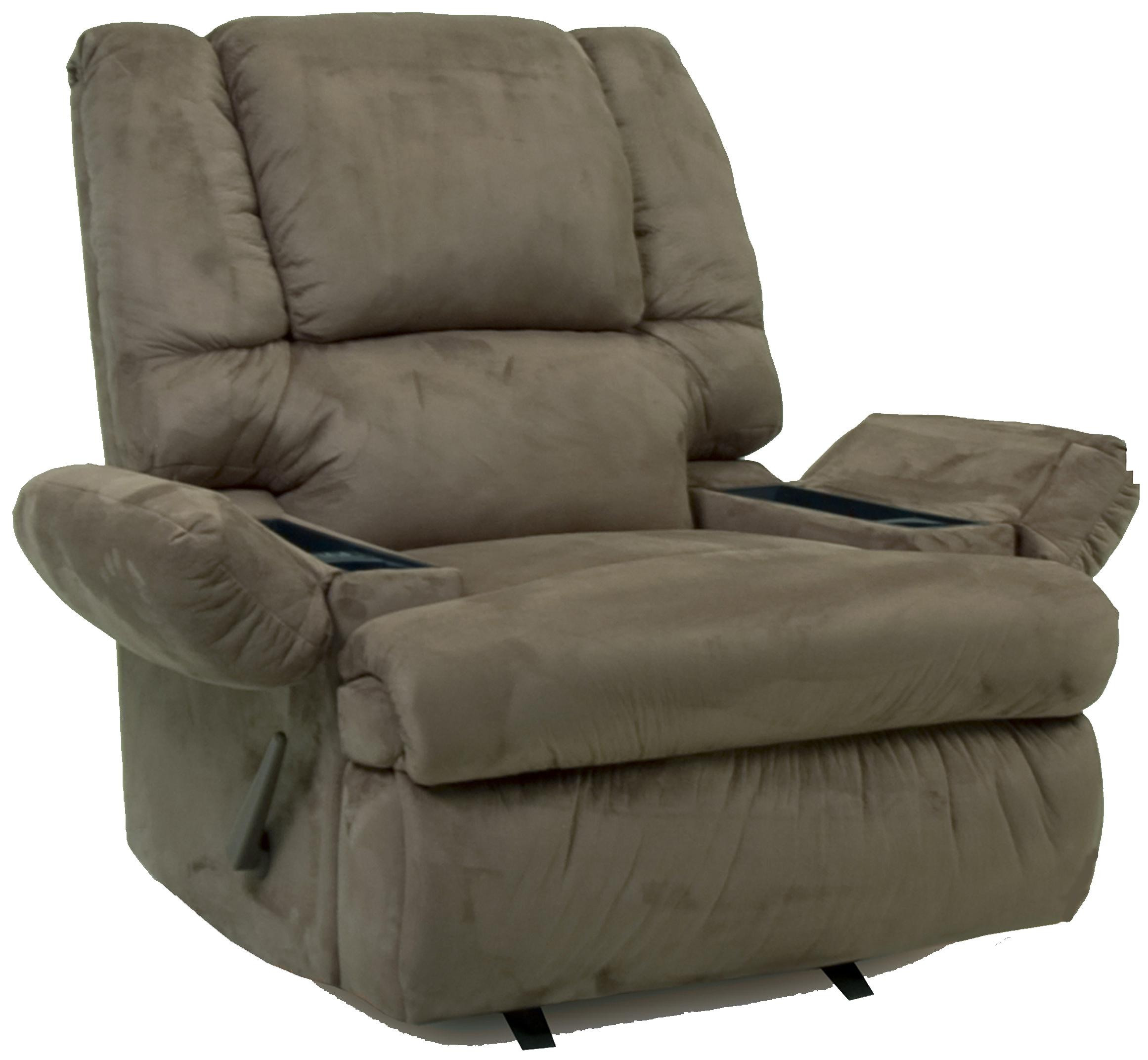 Clayton Rocker Recliner by Franklin at Lagniappe Home Store