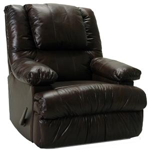 Franklin Rocker Recliners Power Rocker Recliner
