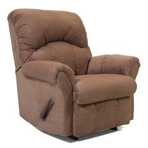 Franklin Rocker Recliners Chaise Rocker Recliner