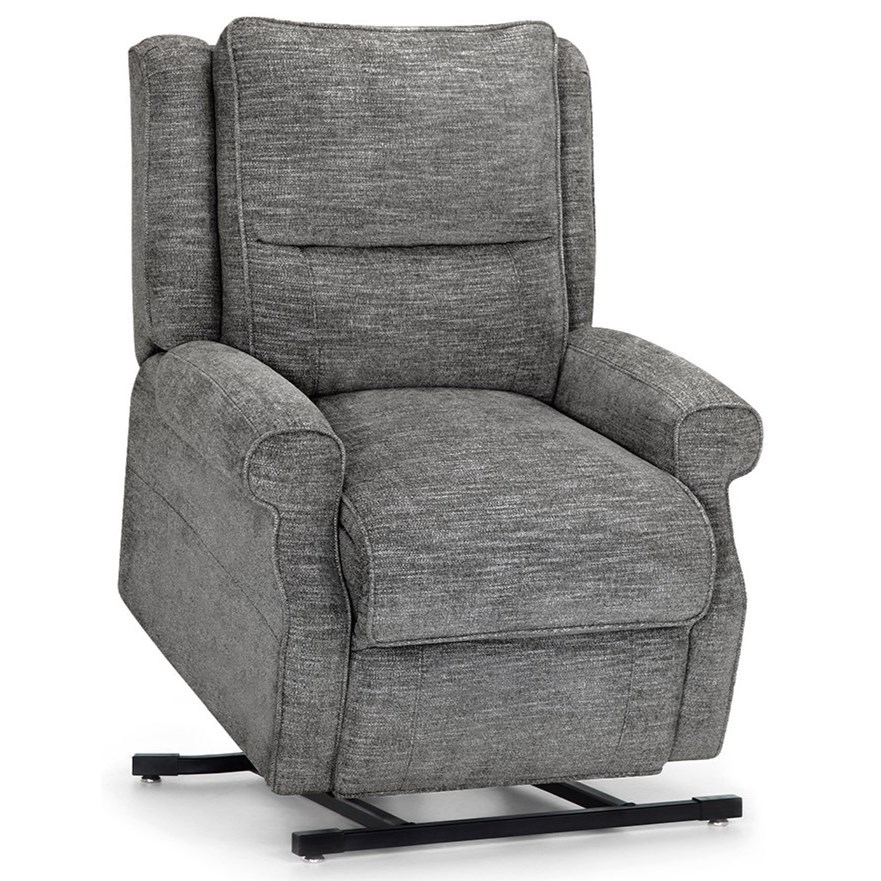 Charles Lift Recliner with Heated Seat and Massage by Franklin at Furniture Fair - North Carolina