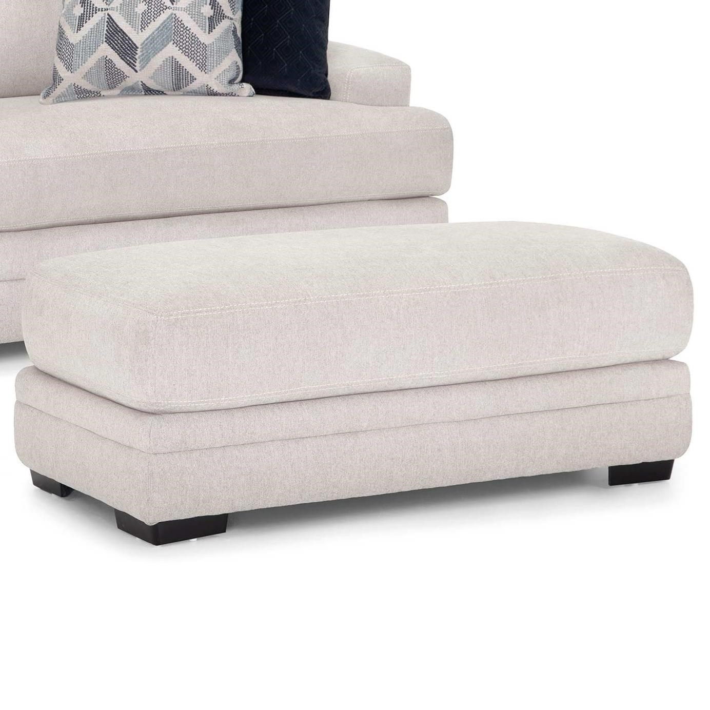 Cleo Ottoman by Franklin at Pilgrim Furniture City