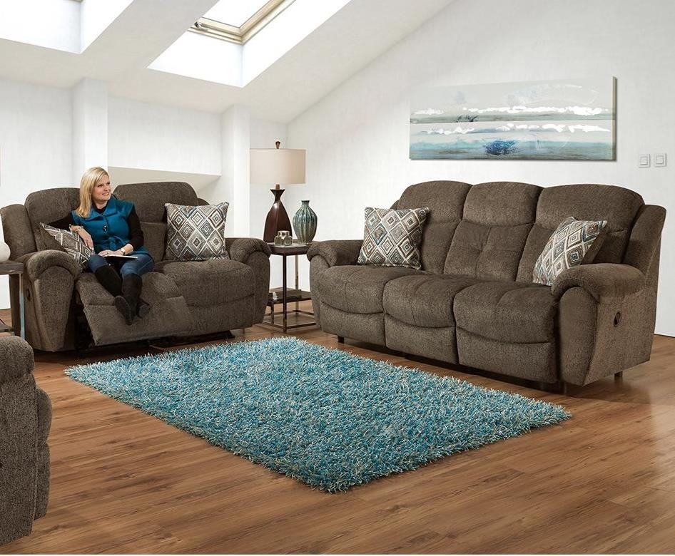 Eclipse Reclining Living Room Group by Franklin at Catalog Outlet