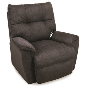 Contemporary Lift Recliner with 3 Function Massage
