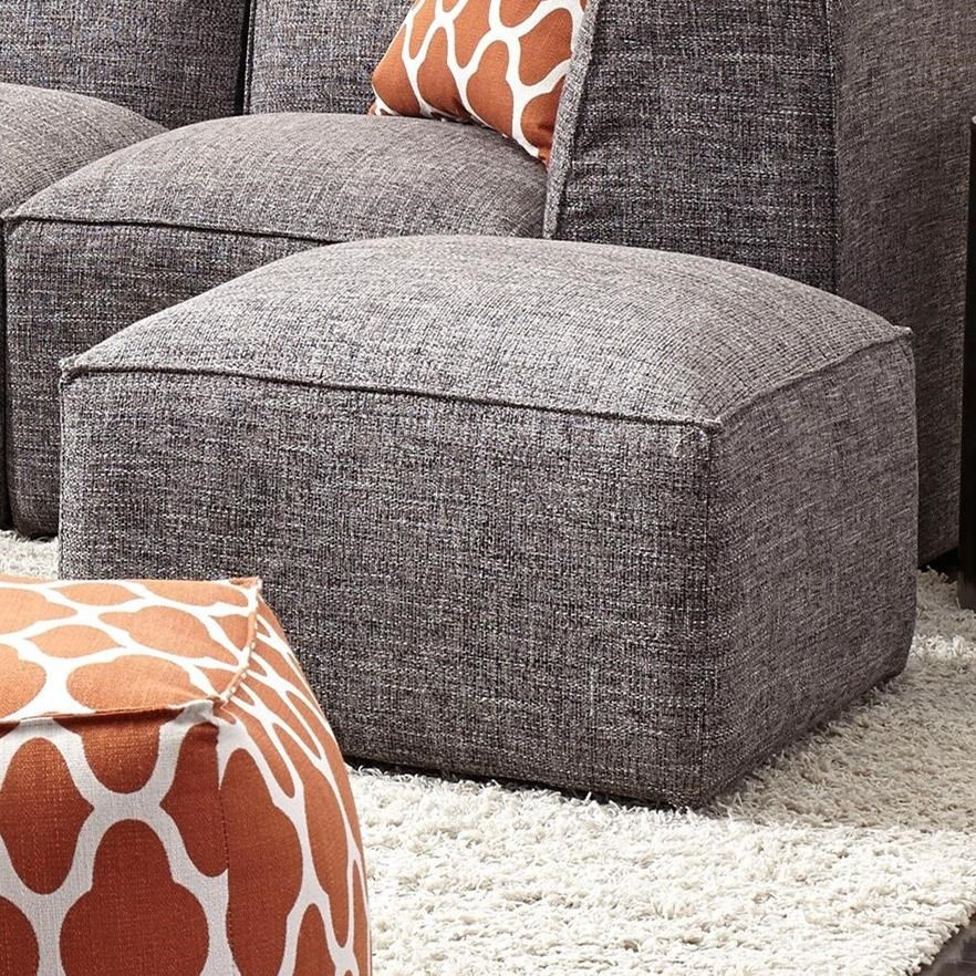 Freestyle Push Up Ottoman by Franklin at Wilcox Furniture