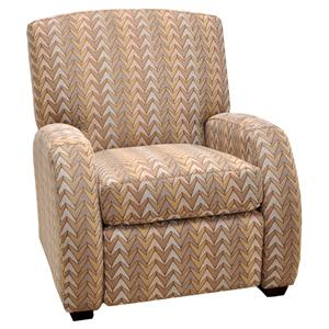 Franklin High and Low Leg Recliners  Cruz Recliner with Modern Style