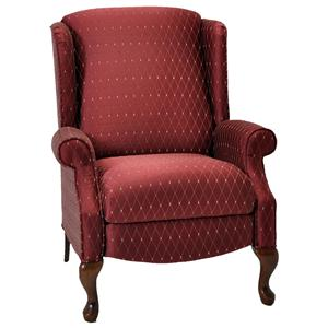 Franklin High and Low Leg Recliners  Sophie Wing Recliner