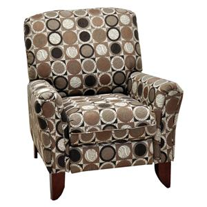 Franklin High and Low Leg Recliners Lola High Leg Recliner