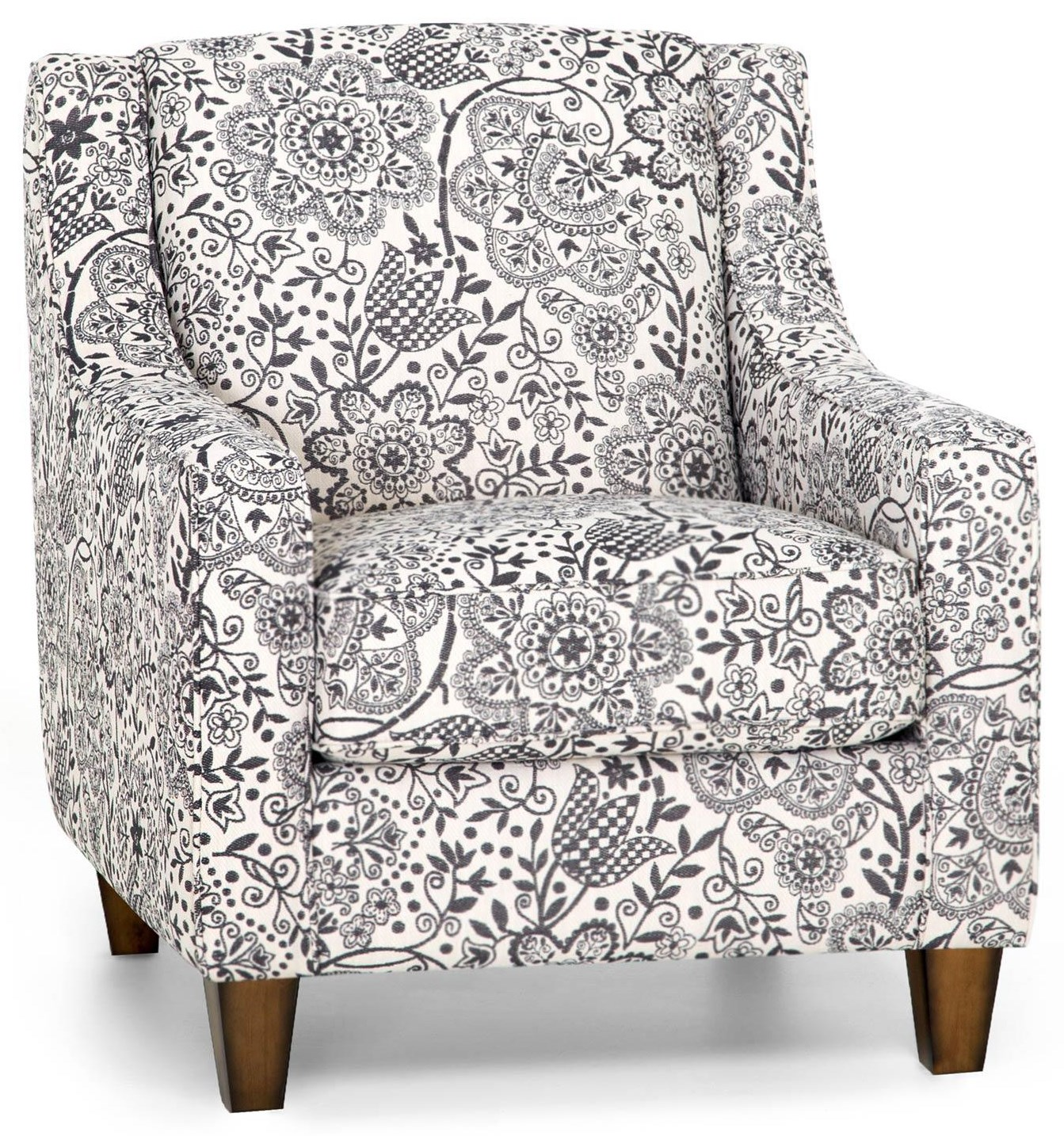 Hillary Accent Chair by Franklin at Crowley Furniture & Mattress