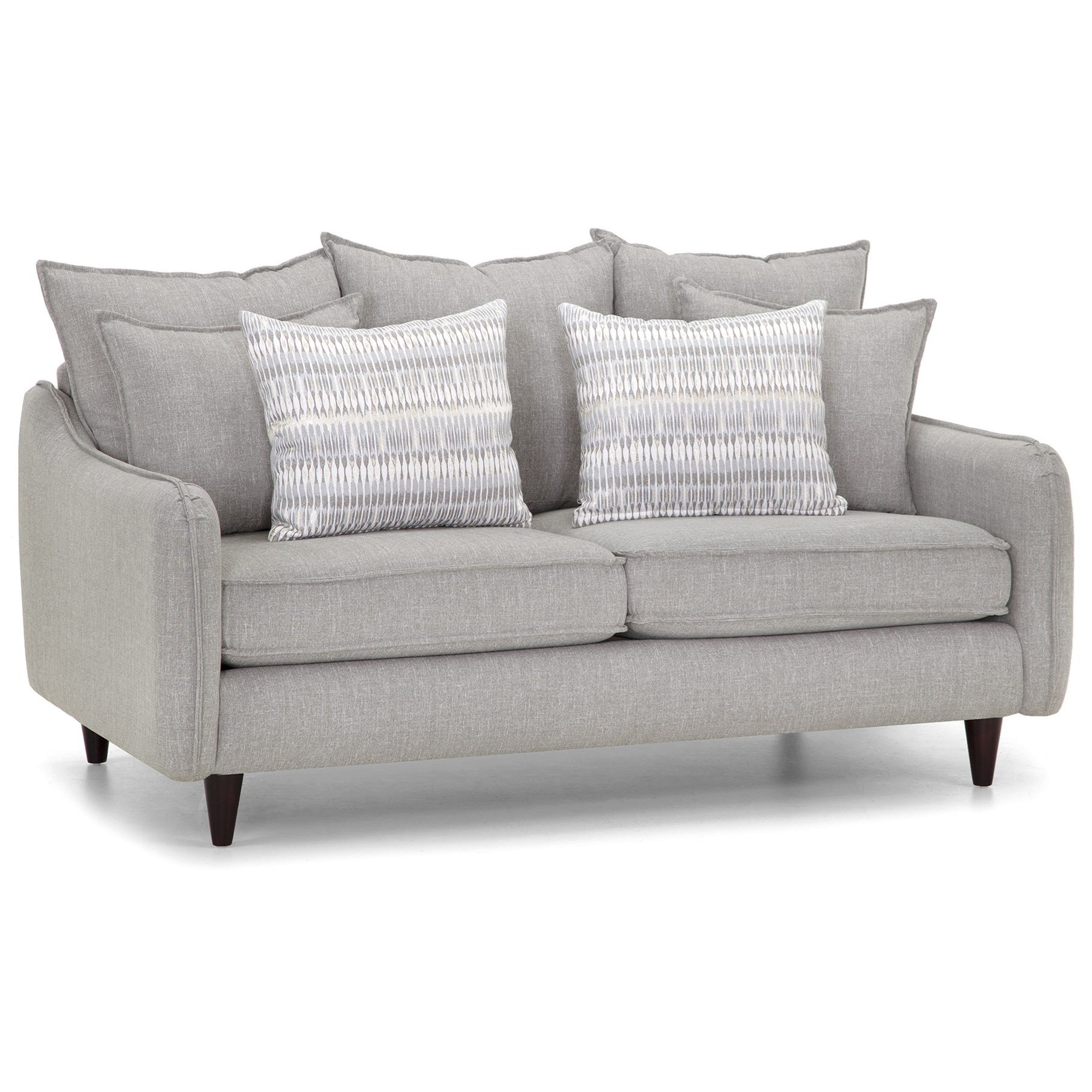 Mila Loveseat by Franklin at Turk Furniture
