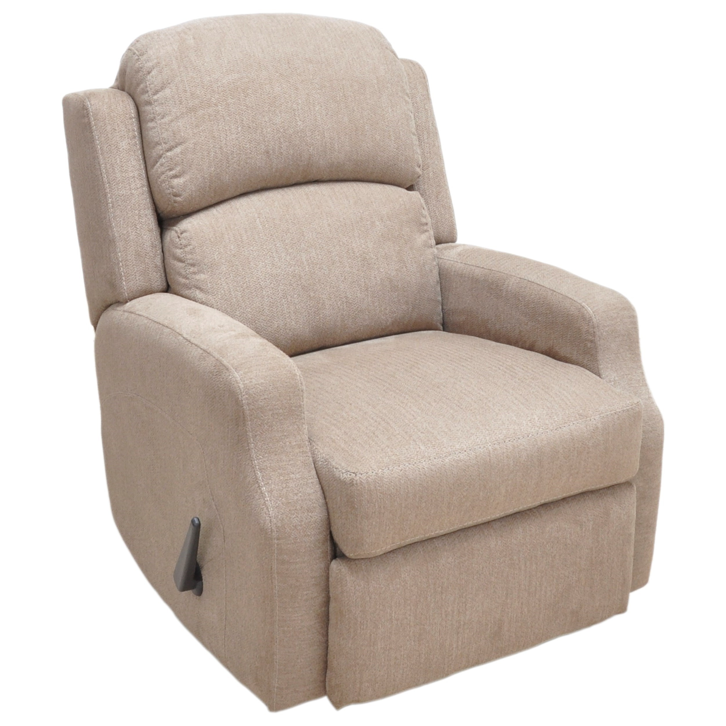 Franklin Recliners Duchess Power Lay Flat Recliner by Franklin at Lagniappe Home Store