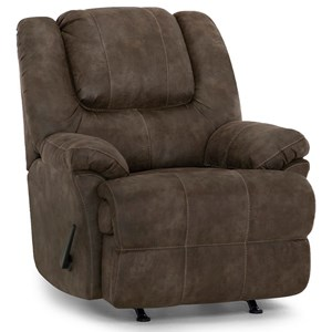 Kinzie Rocker Recliner with Casual Style