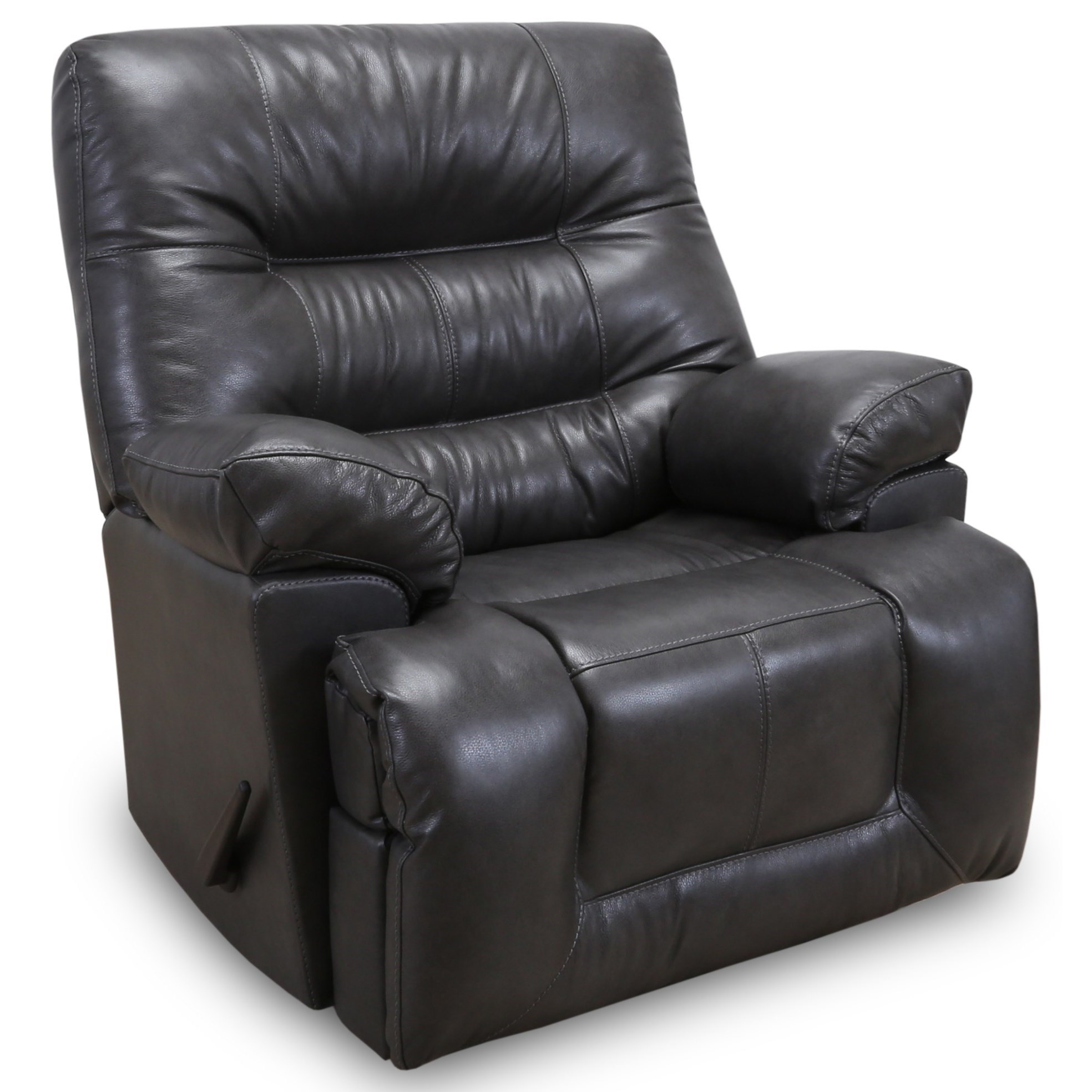 Franklin Recliners Boss Swivel Rocker Recliner by Franklin at Rooms for Less