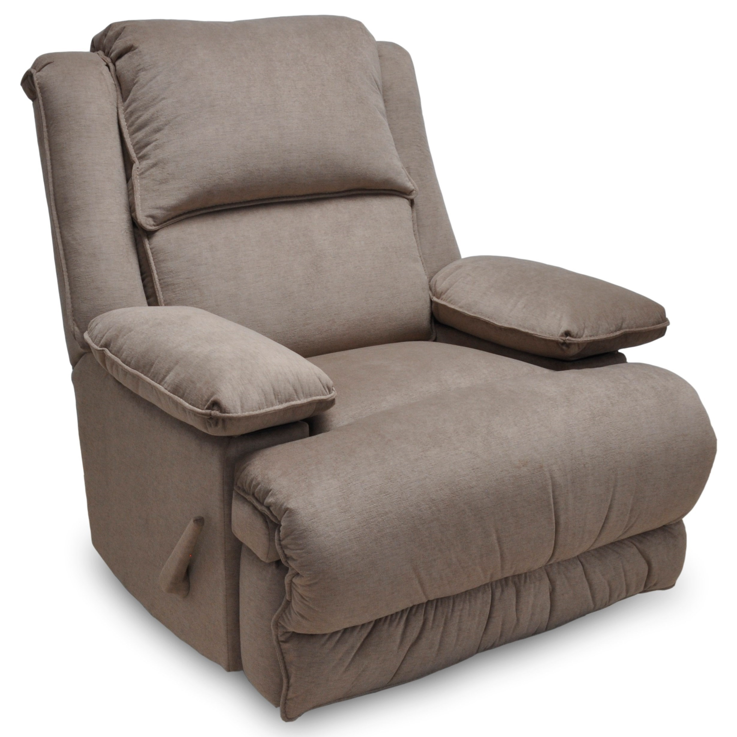 Franklin Recliners Kingston Pwr Rocker Recline w/ Massage & USB by Franklin at Story & Lee Furniture