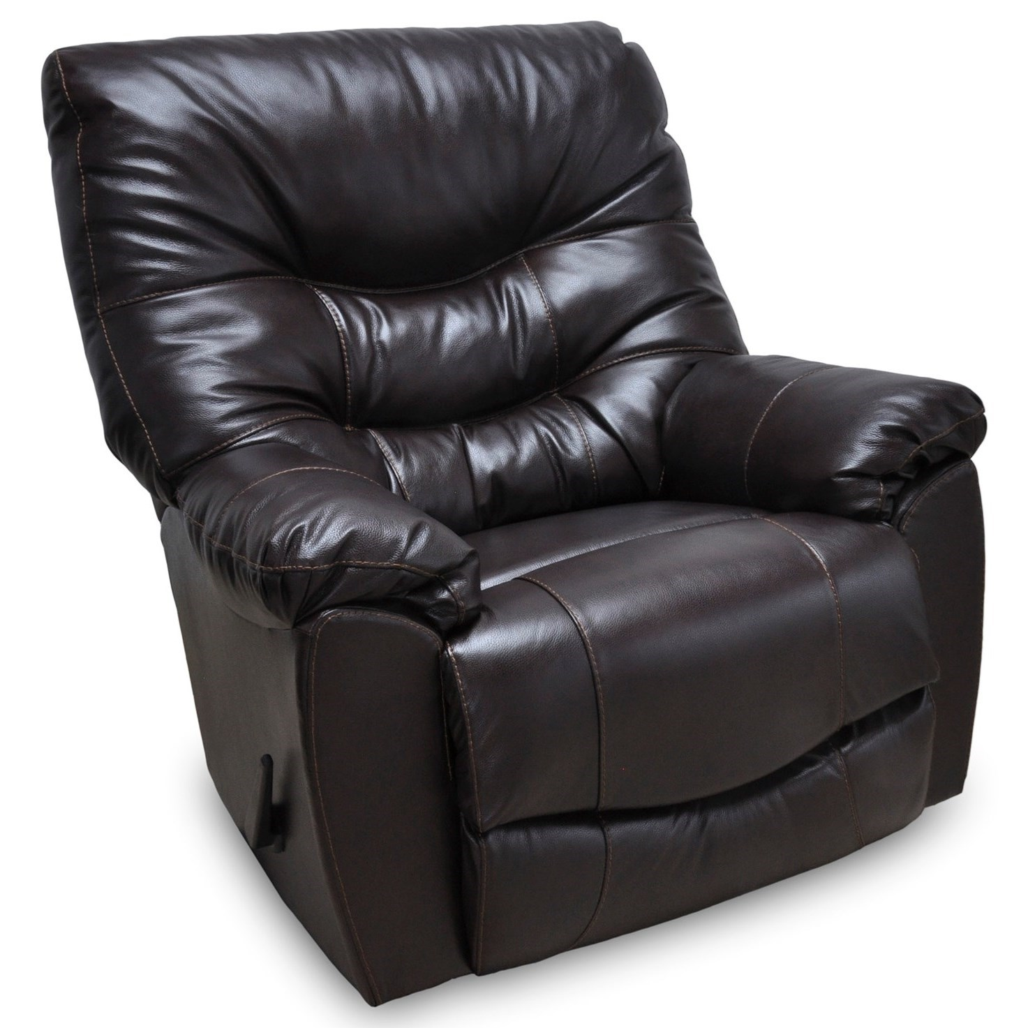 Franklin Recliners Trilogy Power Rocker Recliner with USB Port by Franklin at Catalog Outlet