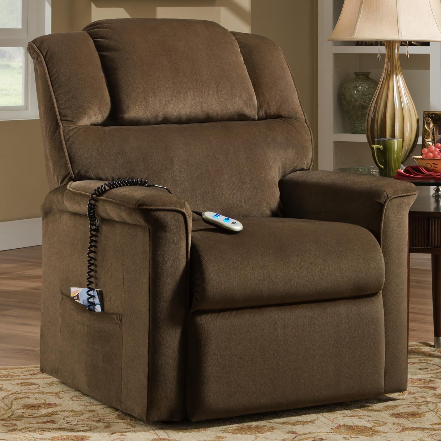 Franklin Recliners Trinity Lift Recliner by Franklin at Wilcox Furniture