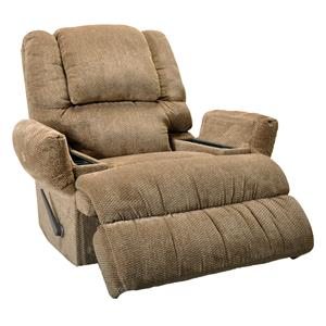 Franklin Franklin Recliners Clayton Rocker Recliner with Massage