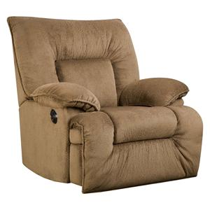 Hamilton Wall Recliner with Casual Style