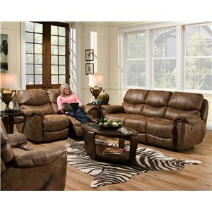 Franklin Richmond Reclining Living Room Group
