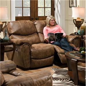 Franklin Richmond Reclining Loveseat