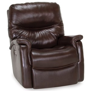 Power Rocker Recliner with Power Headrest and Lumbar