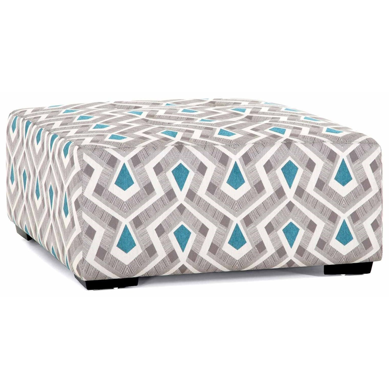 909 Ottoman by Franklin at Wilcox Furniture