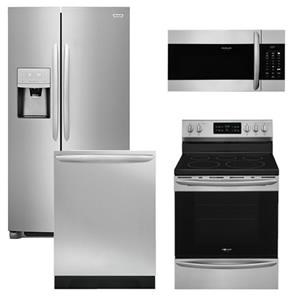 Frigidaire Stainless Steel Appliance Package