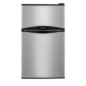 Frigidaire Compact Refrigerator 3.1 Cu. Ft. Compact Refrigerator