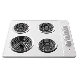 "Frigidaire Electric Cooktops 26"" Built-In Electric Cooktop"