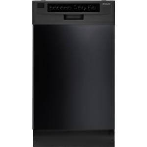 """Frigidaire Dishwashers 18"""" Built-In Dishwasher"""