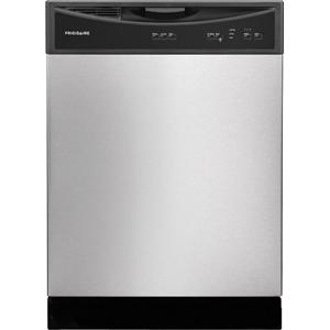 "24"" Built-In Tall-Tub Dishwasher with SpaceWise? Silverware Basket"