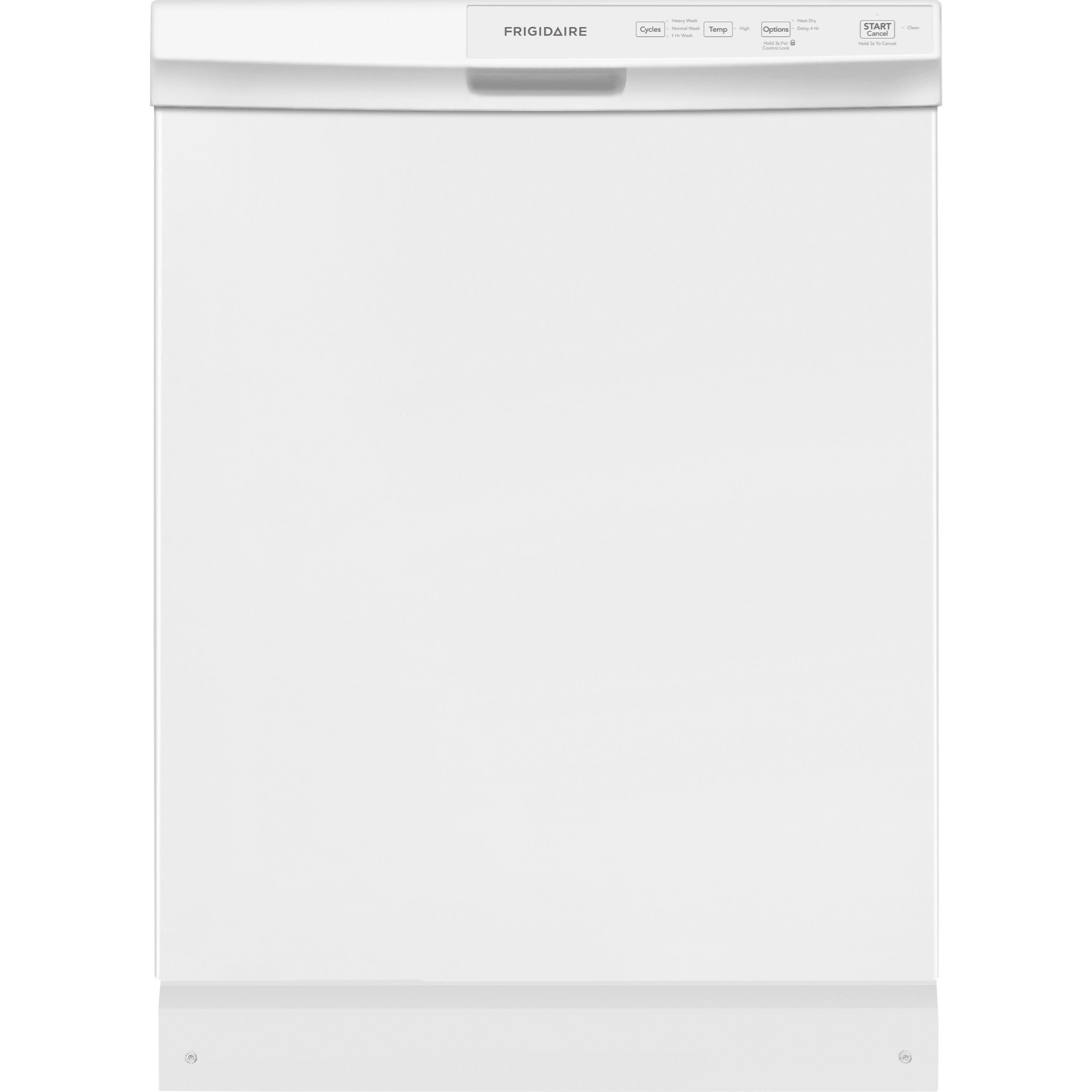 "Dishwashers 24"" Built-In Dishwasher by Frigidaire at Wilcox Furniture"