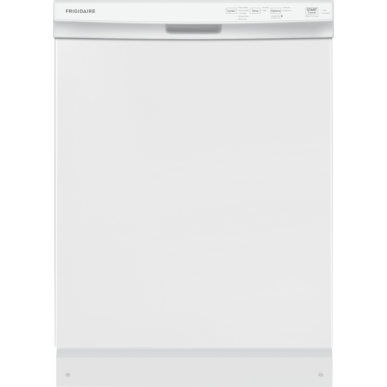 "Dishwashers 24"" Built-In Dishwasher by Frigidaire at Furniture Fair - North Carolina"