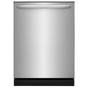 "24"" Built-In Dishwasher with Orbitclean® Spray Arm"