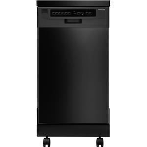 """Frigidaire Dishwashers 18"""" Portable Dishwasher"""