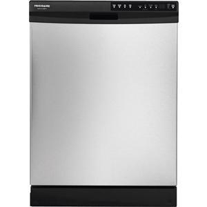 "Frigidaire Frigidaire Gallery Dishwashers 24"" Built-In Dishwasher"