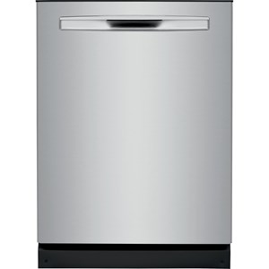"""24"""" Built-In Dishwasher with Dual OrbitClean® Wash System"""