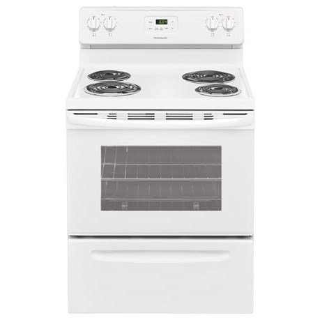 """Electric Range 30"""" Electric Range by Frigidaire at Wilcox Furniture"""