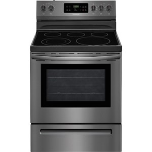 """30"""" Electric Range with Quick Boil"""