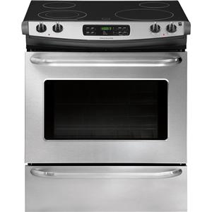 "Frigidaire Electric Range 30"" Slide-In Electric Range"
