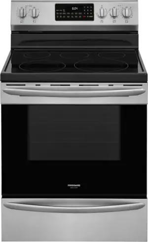 Electric Range Electric Range with Air fry by Frigidaire at Furniture Fair - North Carolina